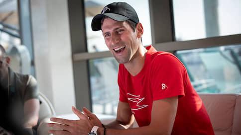 «Выигрыш титула на Australian Open для меня всегда хороший знак»  / Новак Джокович о себе, Карене Хачанове и командных соревнованиях