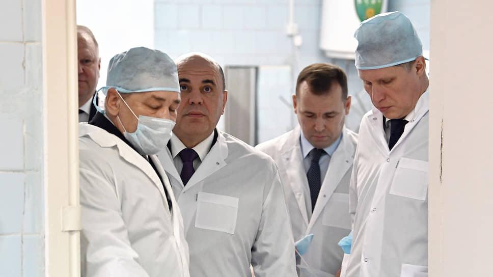 Премьер Михаил Мишустин оценил состояние Курганской области и подписал программу ее догоняющего развития ценой в 5 млрд руб.