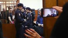 Дело «Сети» началось с задержкой, но без задержаний  / Заседание в Петербурге превратилось в акцию поддержки обвиняемых