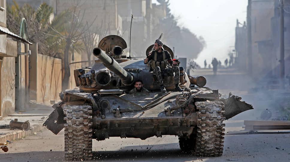 Как фронт среди ясного неба / Россия и Турция подошли к опасной грани в Сирии