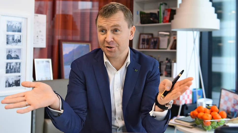 Зампред правления Сбербанка Анатолий Попов о том, на чем зарабатывают банки при работе с компаниями МСБ