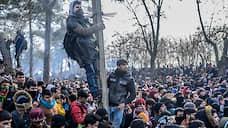 Европу заражают беженством