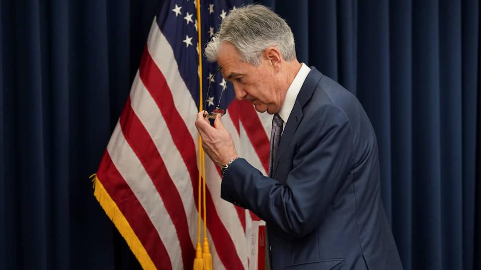 Эмоции быстрее паники / ФРС неожиданно снизила ставку на 0,5 процентного пункта