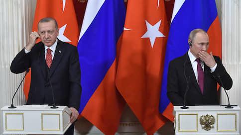 Маленькая идлибоносная война  / О чем будут говорить Владимир Путин и Реджеп Тайип Эрдоган