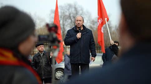 В КПРФ появились уклонисты  / Московский горком партии призвал бойкотировать конституционные поправки