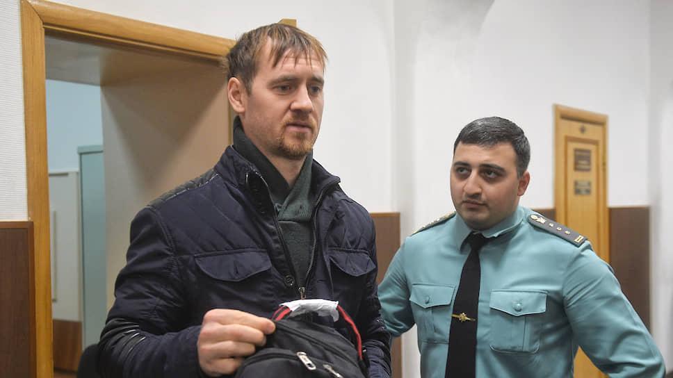 Для Михаила Квасова запросили штраф