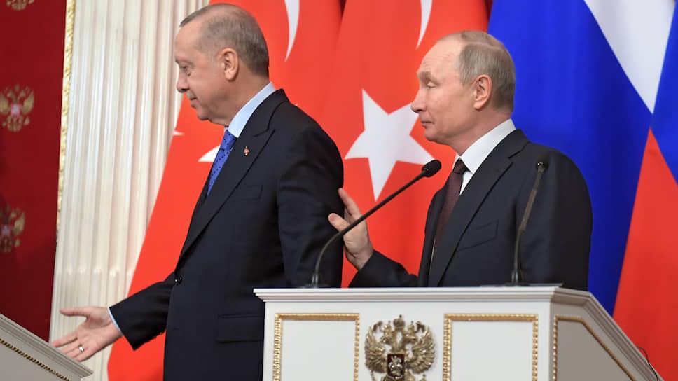 Окончание переговоров в Кремле сулило что-то неплохое