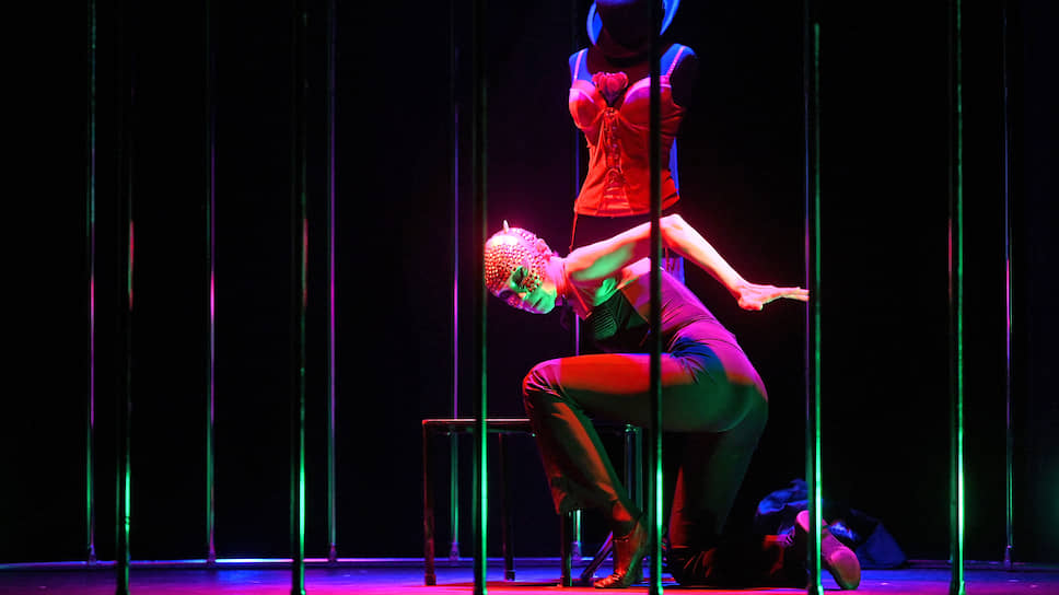 Марчелла Солтан и спустя десятилетия остается главным достоянием театра «черноеНЕБОбелое»