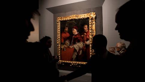 Рим во время чумы  / Выставка Рафаэля в Scuderie del Quirinale