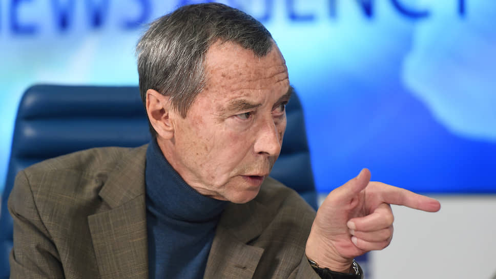 Профессор факультета мировой политики МГУ Григорий Косач