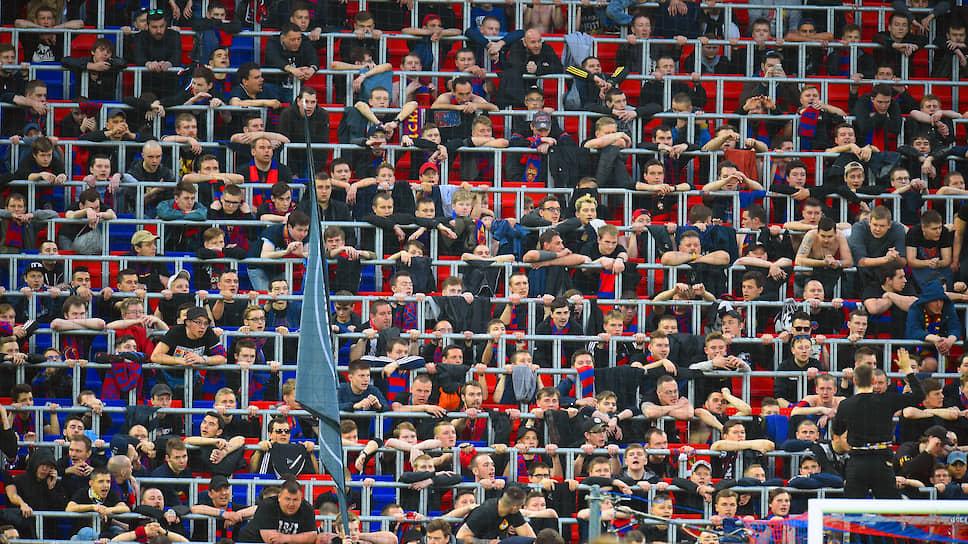 Больше других от ограничений, введенных московскими властями, пострадает ЦСКА: 22 марта армейцы принимают лидера чемпионата России — «Зенит»