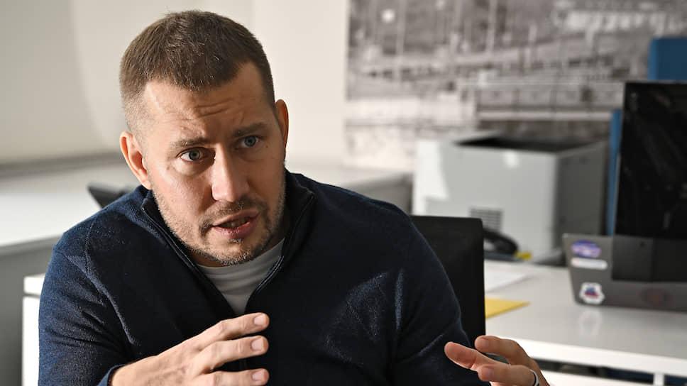 Генеральный директор «ЦИАН Групп»  Максим Мельников