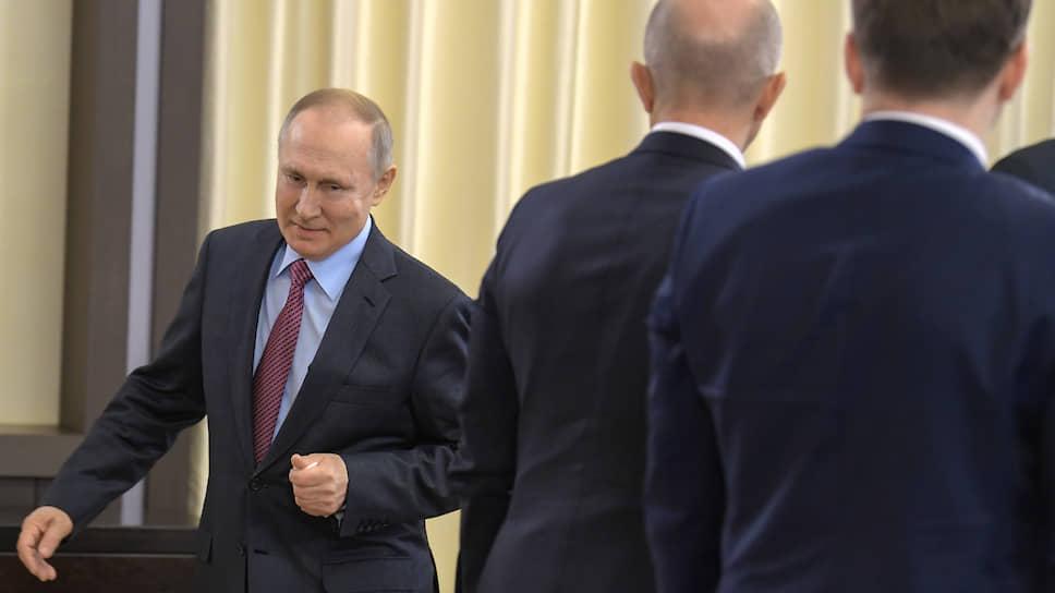 Владимир Путин, казалось, готов был обойти инвесторов на повороте