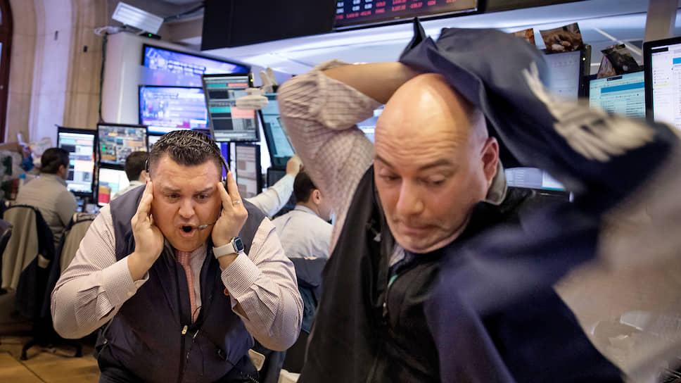 Рынки охвачены пандением / Инвесторы по всему миру реагируют на угрозу изоляции