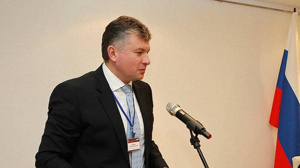 Бывший заместитель губернатора Ярославской области Игорь Елфимов
