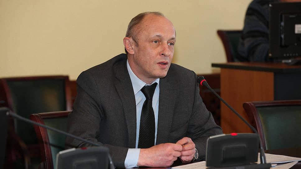 Бывший заместитель губернатора Ярославской области Андрей Епанешников