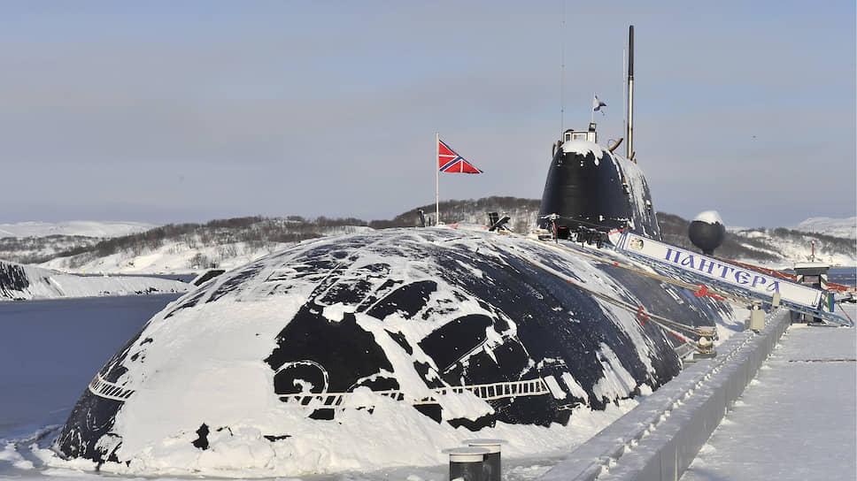 Атомная подводная лодка проекта «Пантера»