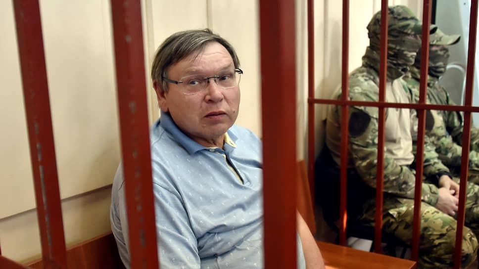 Бывший губернатор Ивановской области Павел Коньков