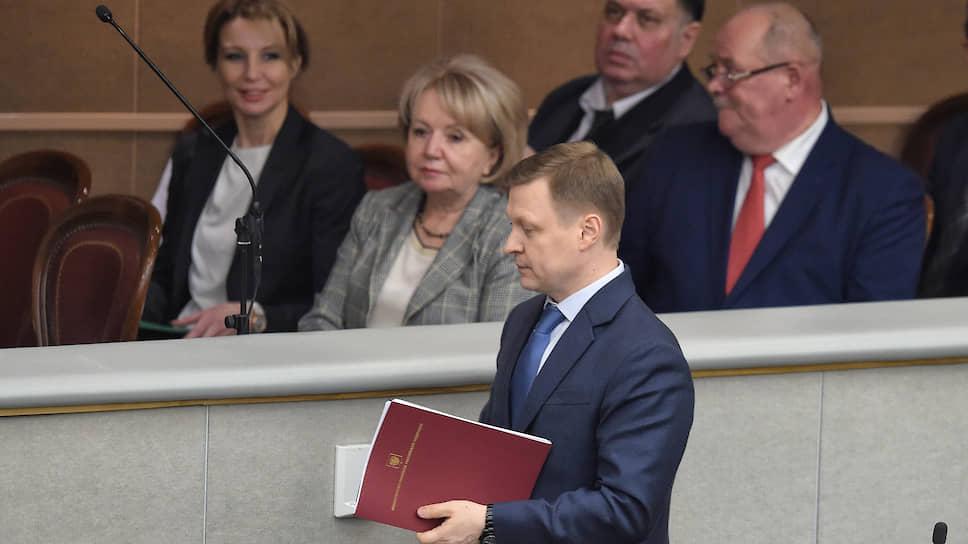 Замминистра финансов Андрею Иванову пока удалось создать СЗПК только как отдельную от других видов инвестсоглашений сущность