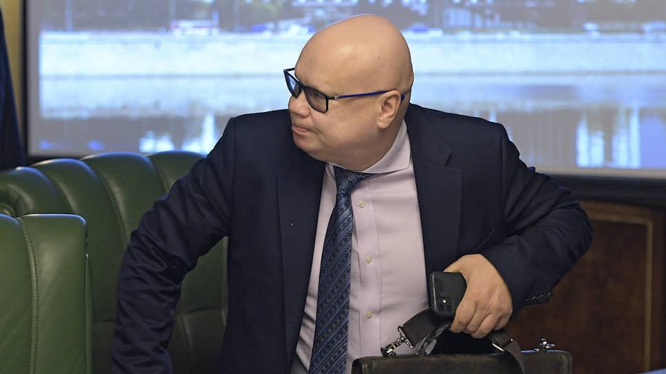 Заместитель министра финансов России Алексей Лавров