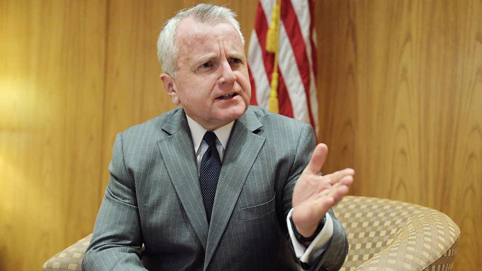 Новый посол США в России Джон Салливан — о коронавирусе, саммите ядерной «пятерки» и санкциях
