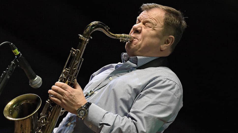 Усилиями Игоря Бутмана фестиваль «Триумф джаза» благополучно прошел в двадцатый раз