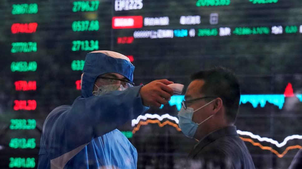 Коронавирус в этом году может стоить мировой экономике $850 млрд