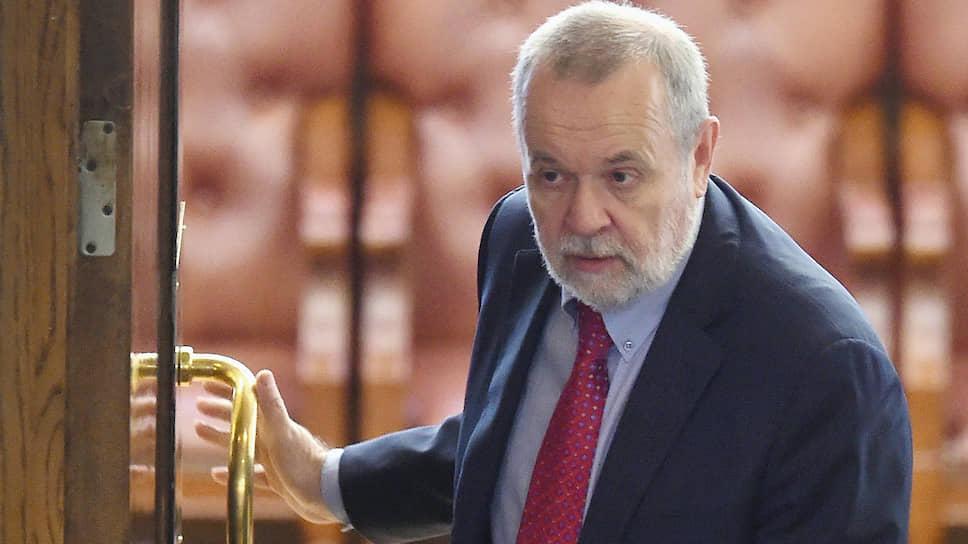 Председатель Фонда социального страхования России Андрей Кигим