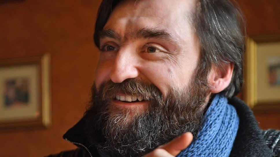 Главный режиссер Пермского театра оперы и балета Марат Гацалов