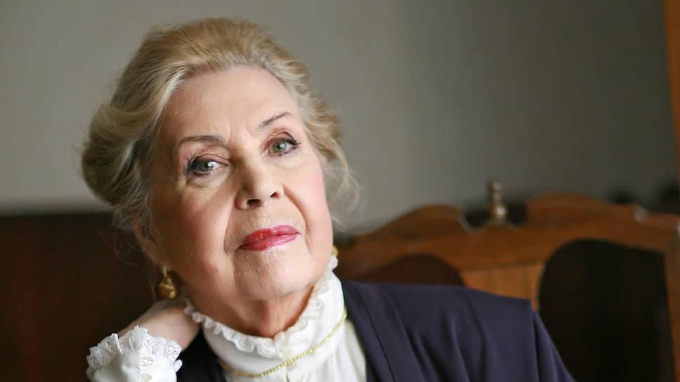 Актриса Инна Макарова