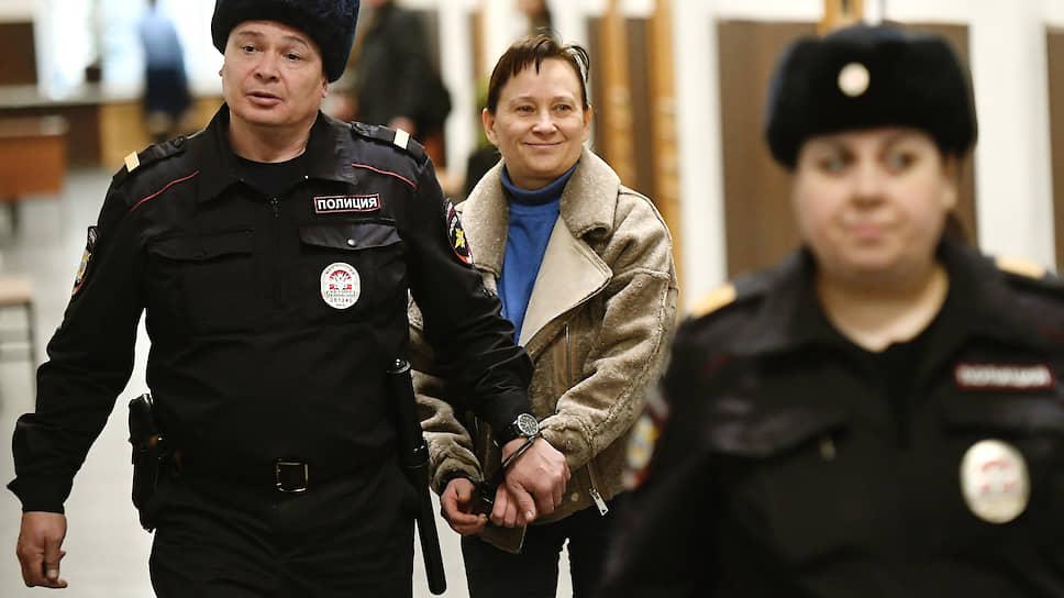 Домашний арест в столице бывший вице-президент НТБ Дина Доровская будет отбывать в съемной квартире