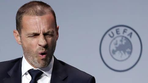 Сезон скорее мертв, чем жив  / Президент UEFA не исключает, что чемпионаты европейских стран «будут потеряны»
