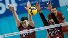 Волейбольное золото осталось в Сибири  / Новосибирский «Локомотив» признан чемпионом страны