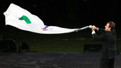 Следы Эдуарду Паиса нашли на олимпийских объектах