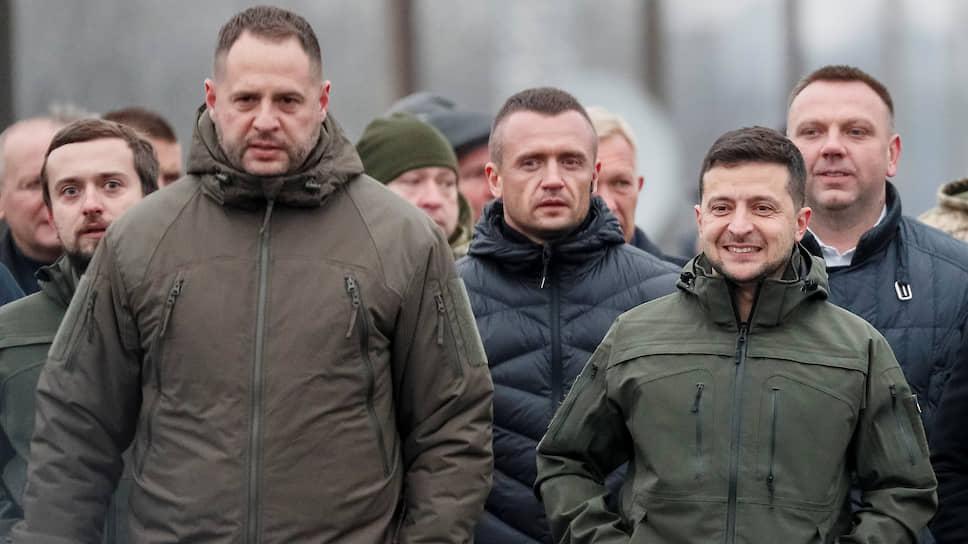 Кто стал главным участником коррупционного скандала в администрации украинского президента