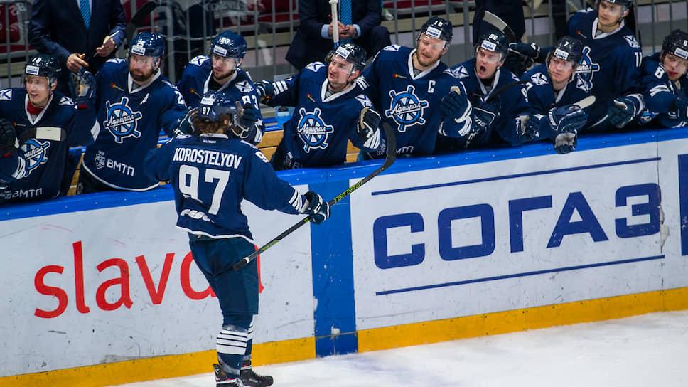 Коронавирус подкосил «Адмирала»  / Владивостокский клуб снимают с чемпионата КХЛ