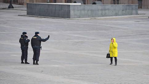 План «Перехват-65»  / Как полиция работает на улицах самоизолировавшейся Москвы