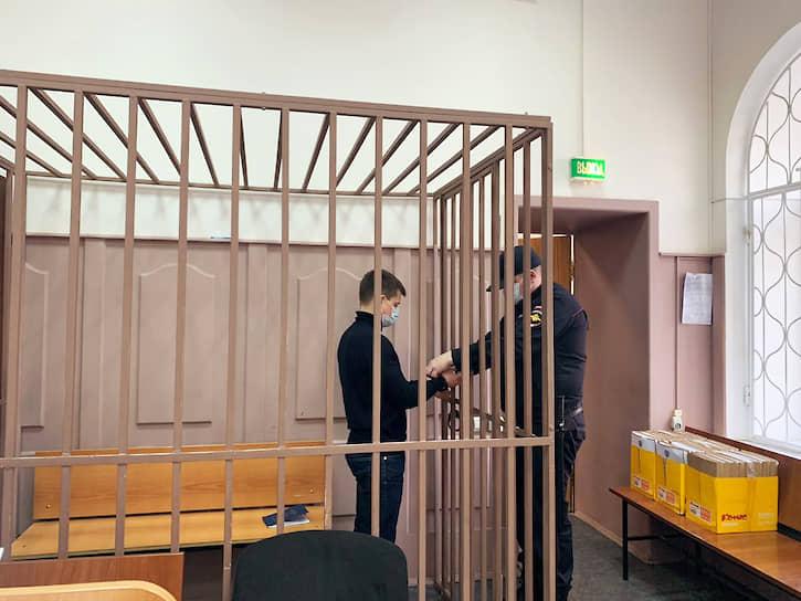 Старший следователь по особо важным делам Следственного департамента МВД России полковник юстиции Александр Брянцев