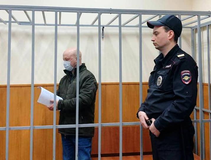 Заместитель начальника Следственного департамента МВД генерал-майор юстиции Александр Краковский