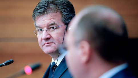 Нашло Косово на вирус  / В нормализацию отношений Белграда и Приштины наконец вмешается эмиссар ЕС