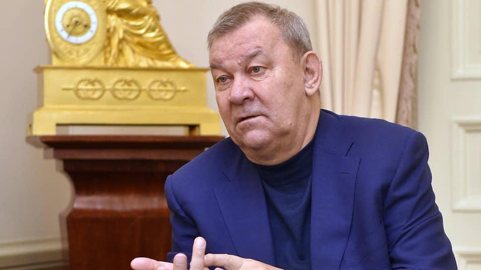 Гендиректор Большого театра Владимир Урин об убытках и вызовах