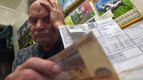 Платежи за ЖКХ подешевеют до недоступности  / Без комиссий финансисты принимать деньги не готовы