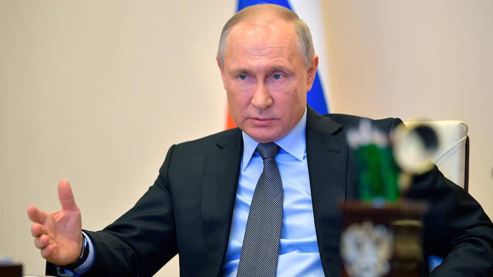 Речь Владимира Путина была мобилизационной
