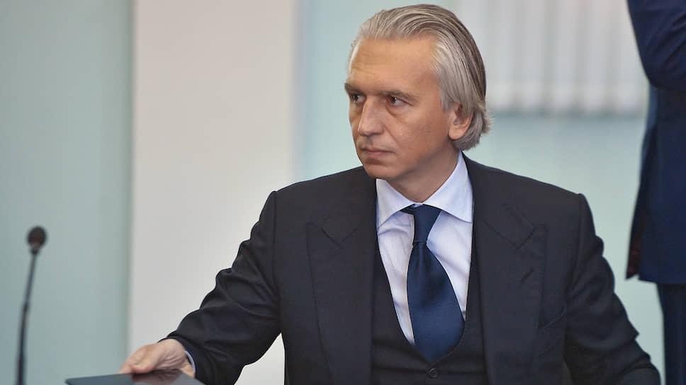 Глава «Газпром нефти» Александр Дюков о сокращении добычи и коронавирусе