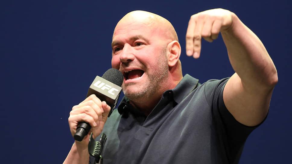 Президент промоушена UFC Дейна Уайт, несмотря на пандемию коронавируса, не намерен отказываться от идеи провести представительный турнир