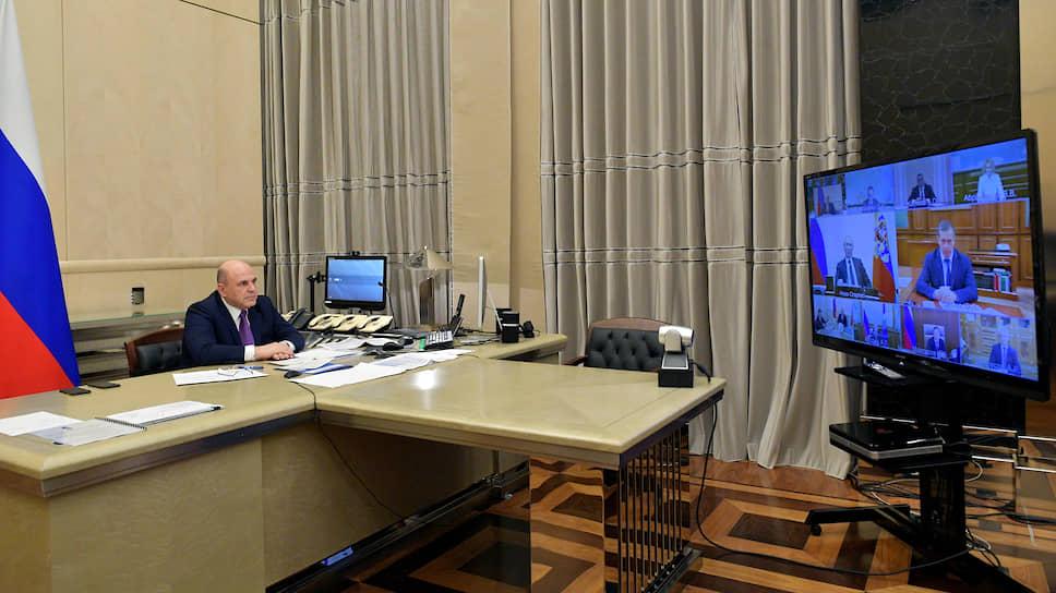 «Виртуальный» кабинет Михаила Мишустина подготовил масштабную переверстку бюджета под новые антивирусные задачи