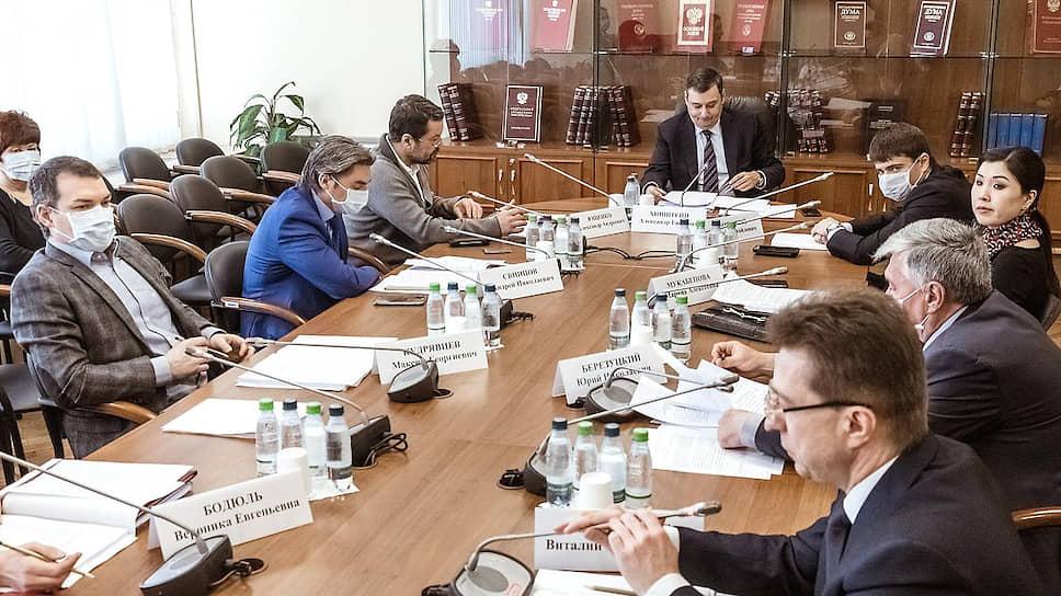 Заседание комитета Госдумы по информационной политике, информационным технологиям и связи