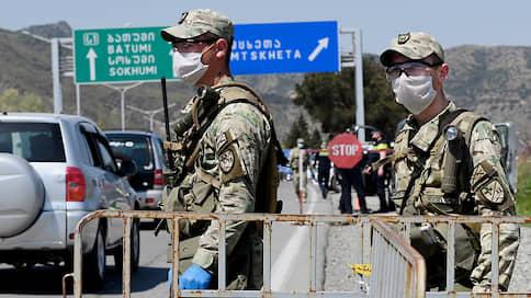 Вирус в тигровой шкуре  / Грузия решительно закрыла города, опасаясь «тысяч гробов»