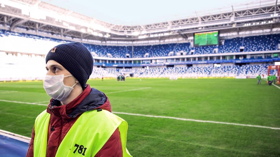 РПЛ совместно с РФС и Роспотребнадзором разработает регламент проведения матчей без зрителей