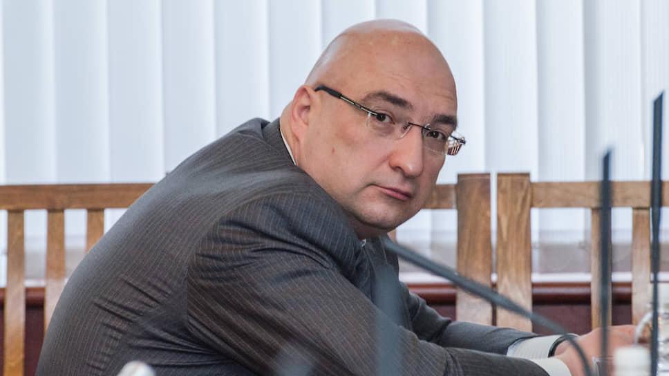 Гендиректор «Металлоинвеста» Андрей Варичев